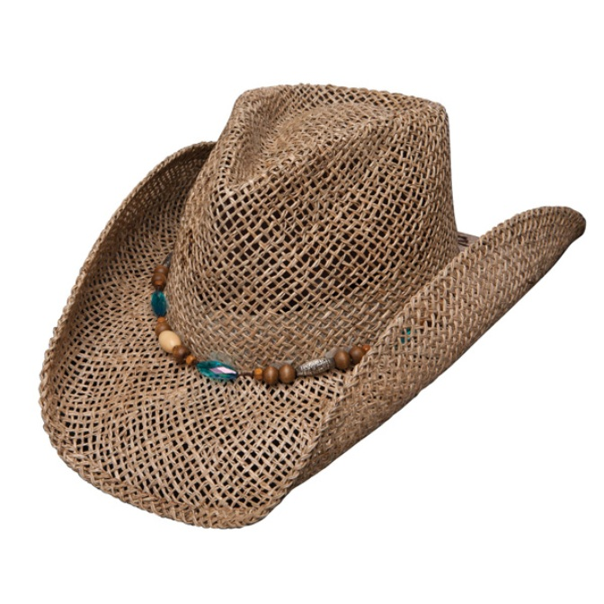 CSSBEA-403681S0 Charlie 1 Horse Some Beach Cowgirl Hat